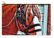 Red Pony Carry-all Pouch