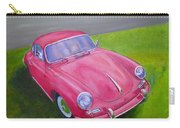 Red Porsche 356 Carry-all Pouch
