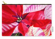 Red Red Christmas Carry-all Pouch