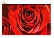 Red Red Rose Carry-all Pouch