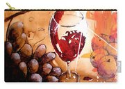 Red Red Wine Carry-all Pouch