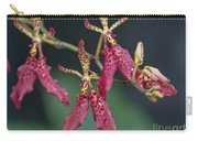 Red Renanthera John Losgar 2190 Carry-all Pouch