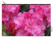 Red Rhododendrons Carry-all Pouch