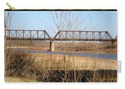 Red River Train Trussell Carry-all Pouch