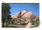 Red Road Zion Park Carry-all Pouch