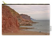 Red Rock By Sea Of Cortez From San Carlos-sonora Carry-all Pouch