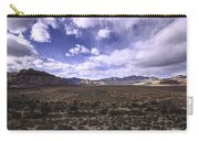 Red Rock Canyon Nevada Carry-all Pouch