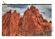 Red Rock Cluster Carry-all Pouch