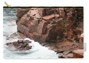 Red Rock Coast Maine Carry-all Pouch