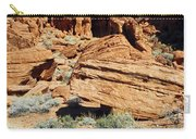 Red Rock Land Carry-all Pouch
