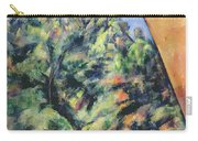 Red Rock Carry-all Pouch by Paul Cezanne