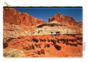 Red Rock Ridges Carry-all Pouch
