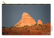Red Rock Rising Carry-all Pouch