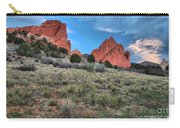 Red Rock Sunrise Carry-all Pouch