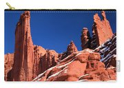 Red Rock Towers Carry-all Pouch