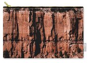 Red Rock Wall Carry-all Pouch