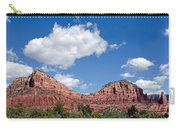 Red Rocks In Sedona Arizona Carry-all Pouch
