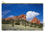 Red Rocks In Colorado Carry-all Pouch