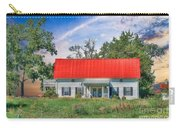 Red Roof Charm Carry-all Pouch