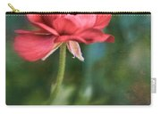 Ranunculus Carry-all Pouch