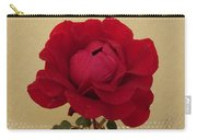 red rose III Carry-all Pouch