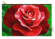 Red Rose Radiance Carry-all Pouch