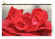 Red Rose Red Rose Carry-all Pouch