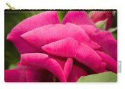 Red Rose Rising Carry-all Pouch