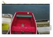 Red Rowboat Carry-all Pouch