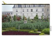 Red Salad And Cabbage Garden - Chateau Villandry Carry-all Pouch