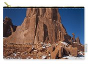 Red Sandstone Arches National Park Utah Carry-all Pouch