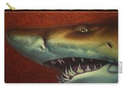 Red Sea Shark Carry-all Pouch by James W Johnson