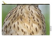 Red Shoulder Fledgling Carry-all Pouch