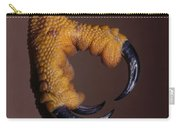 Red-shouldered Hawk Talons Carry-all Pouch