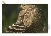 Red-shouldered Hawk Wild Texas Carry-all Pouch