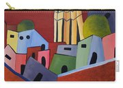 Red Sky In San Miguelle De Allende Carry-all Pouch