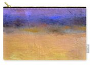 Red Sky Carry-all Pouch by Michelle Calkins