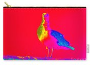Red Sky Seagull Carry-all Pouch