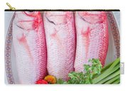 Red Snappers Carry-all Pouch