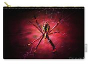 Red Spider Carry-all Pouch