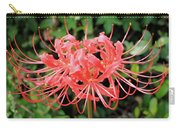 Red Spider Lily Carry-all Pouch