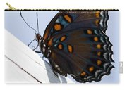 Red Spotted Purple Carry-all Pouch