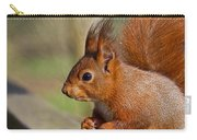 Red Squirrel 2 Carry-all Pouch