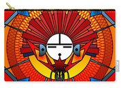 Red Star Kachina 2012 Carry-all Pouch