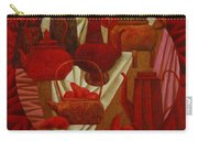 Red Still Life Carry-all Pouch