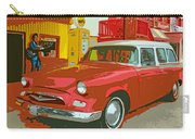 Red Studebaker Carry-all Pouch