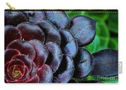Red Succulents Carry-all Pouch