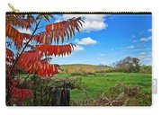 Red Sumac Field Carry-all Pouch
