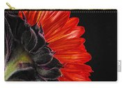 Red Sunflower Vii  Carry-all Pouch