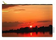 Red Sunset Beauty Carry-all Pouch
